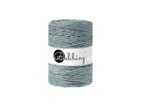 Bobbiny Macrame Cord XXL 5 mm RAW denim