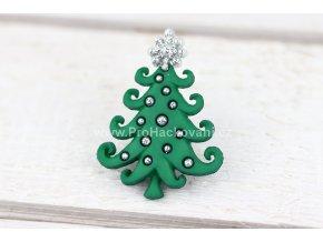 Vánoční stromek s hvězdou