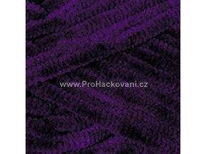 příze Dolce 784 tmavě fialová