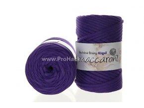 šňůry Abigail 5 mm 33 fialové