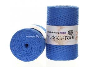 šňůry Abigail 5 mm 45-911 modré