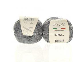 příze Bambino Lux Cotton 70094 šedá