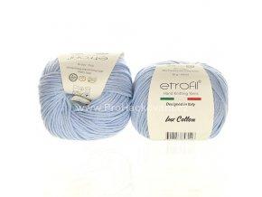 příze Bambino Lux Cotton 70526 bledě modrá