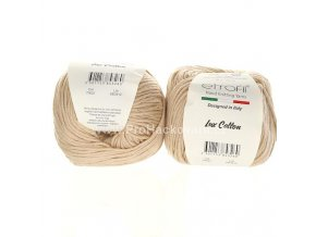příze Bambino Lux Cotton 70021 světlé kapučíno