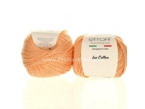 příze Bambino Lux Cotton 70325 meruňková