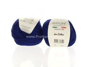 příze Bambino Lux Cotton 70527 tmavě modrá