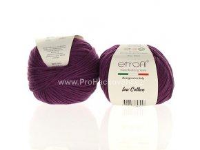 příze Bambino Lux Cotton 70329 fialová