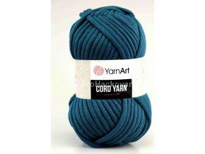 Cord Yarn 789 petrolejová
