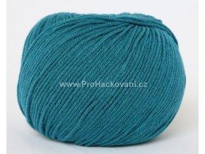 Jeans 8132 zelenomodra