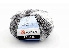 příze Pacific 300 variace šedé
