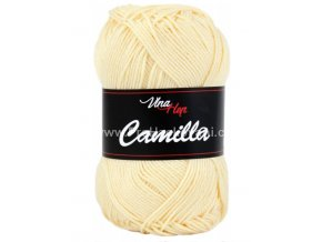příze Camilla 8185 krémově vanilková