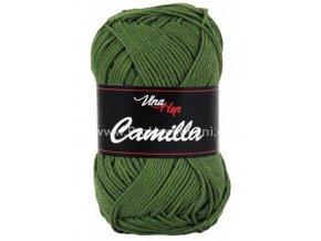 Příze Camilla 8163 lesní zelená