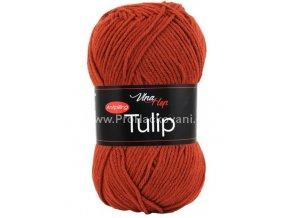 příze Tulip 4238 rezavá