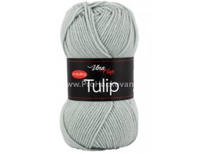 příze Tulip 4435 světle šedá