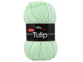 příze Tulip 4158 pastelová mentolová