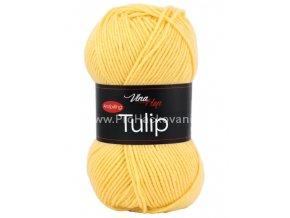 příze Tulip 4186 žlutá
