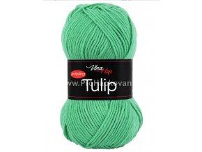 příze Tulip 4492 zelená
