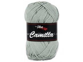 Příze Camilla 8237 světlá zelenkavě šedá