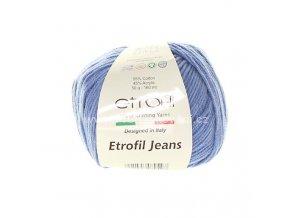 příze Etrofil Jeans 051 jeans