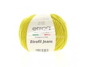 příze Etrofil Jeans 058 světle anýzová