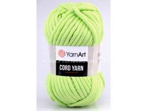 Cord Yarn 755 svěží zelená