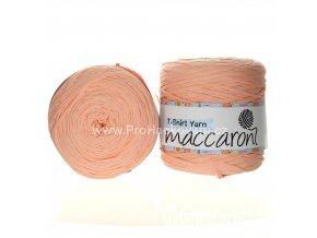 špagáty Maccaroni T-Shirt jemné meruňkové