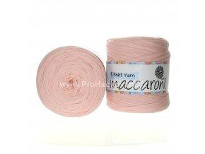 špagáty Maccaroni T-Shirt meruňkově růžové
