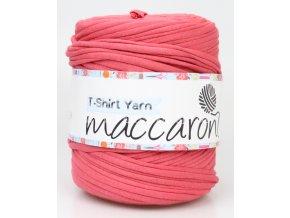 špagáty Maccaroni T-Shirt růžově korálové