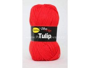 Tulip 4008 cervena