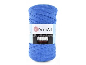Ribbon Yarn Art Modré
