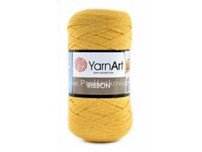 Ribbon Yarn Art Žluté