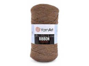 Ribbon Yarn Art Ořech
