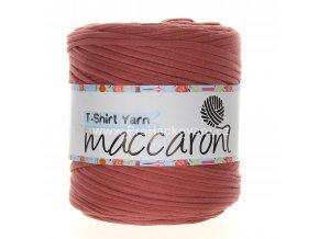 špagáty Maccaroni T-Shirt syté starorůžové