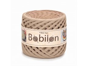 špagáty Bobilon medium Caramel