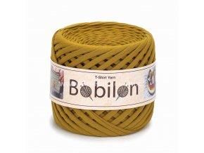 špagáty Bobilon medium Golden Lime