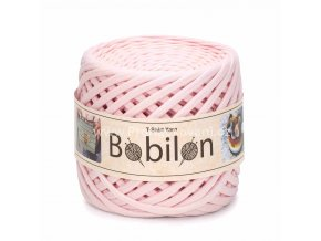špagáty Bobilon medium Blush Pink