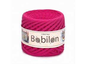 špagáty Bobilon medium Hot Pink