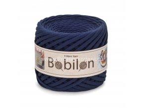špagáty Bobilon medium Blue Sapphire
