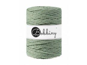 Bobbiny 3PLY Macrame Rope XXL eucalyptus (EUCALYPTUS GREEN)