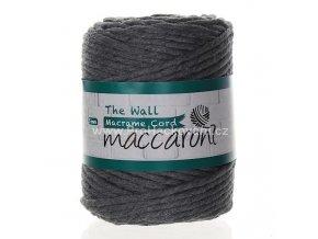 The Wall 102 tmavě šedá