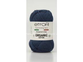Organic Cotton EB023 jeans modrá