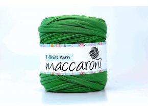 špagáty  Maccaroni T-Shirt tmavě zelené