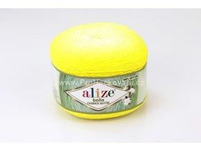 příze Bella Ombre batik 7414 odstíny žluté