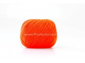 příze Jeans 8194 oranžová