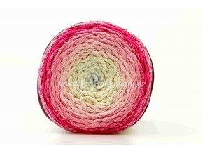 Chainy Cotton Cake ReTwisst 29 variace  bílá, smetanová, růžová