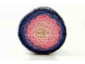 Chainy Cotton Cake ReTwisst 26 variace béžová, růžová, modrá
