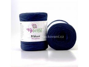 Ribbon ReTwisst 12 tmavě modrá