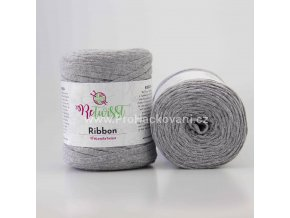 Ribbon ReTwisst 3 šedá