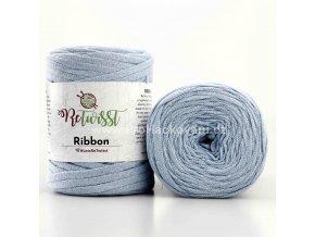 Ribbon ReTwisst 17 světle modrá