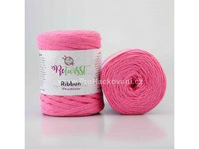 Ribbon ReTwisst 21 růžová